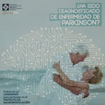 ¿Ha sido diagnosticado de párkinson?