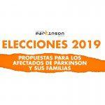 Elecciones 2019: propuestas para los afectados de párkinson y sus familias