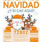 72802, nuestro número para la Lotería de Navidad