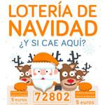 Ya puedes comprar tu Lotería de Navidad