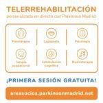 Telerrehabilitación: continúa con tus terapias de la forma más segura