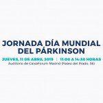 Jueves 11 de abril de 2019: Día Mundial del Párkinson