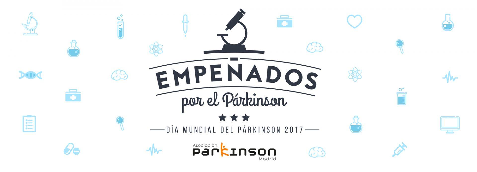 Empeñados por el párkinson en nuestro Día Mundial