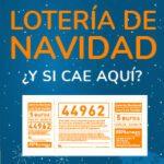 44.962 es el número de nuestra Lotería de Navidad
