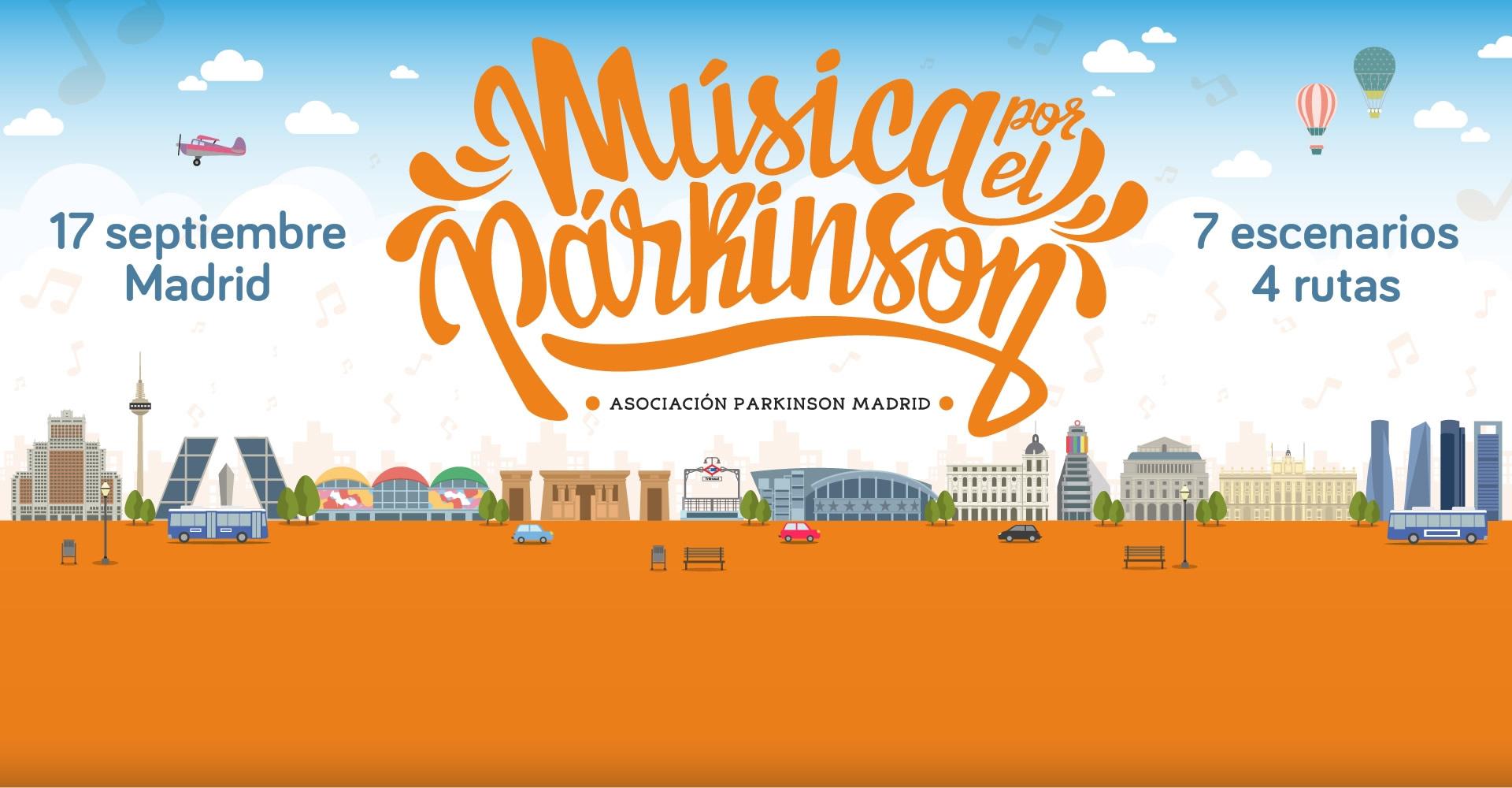 Música por el párkinson